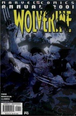 Wolverine Annual /'97
