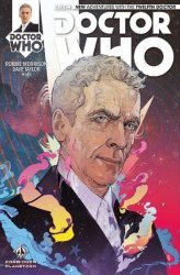 Titan Comics's Doctor Who: The 12th Doctor Issue # 1n