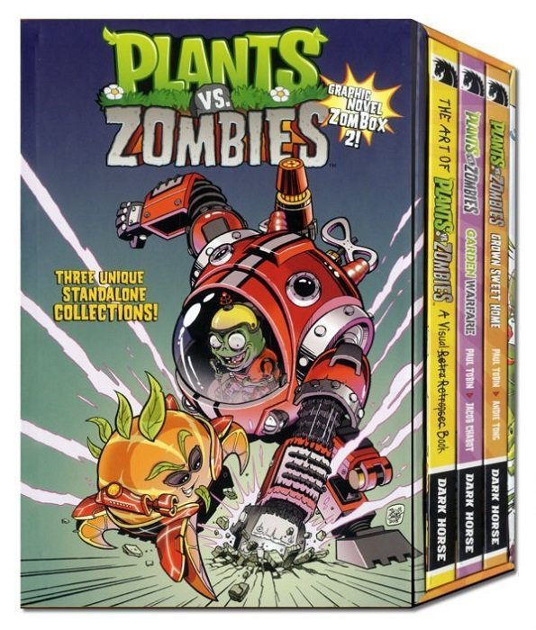 plants vs zombies guide book