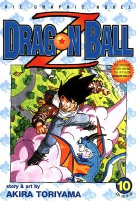 dragon ball z shonen jump tpb tpb 1 viz media