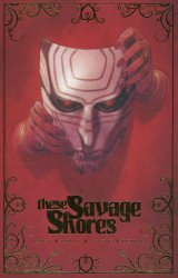 Vault Comics's These Savage Shores TPB # 1lcsd