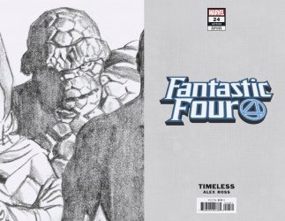 Marvel Comics's Fantastic Four Issue # 24k