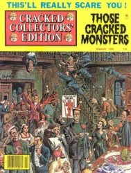 Major Magazines's Cracked: Collectors Edition Issue # 34