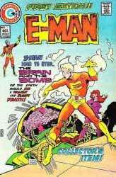 Charlton Comics's E-Man Issue # 1