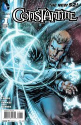 DC Comics's Constantine Issue # 1