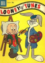 Dell Publishing Co.'s Looney Tunes and Merrie Melodies Comics Issue # 195b