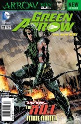 DC Comics's Green Arrow Issue # 17