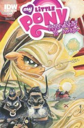 IDW Publishing's My Little Pony: Friendship is Magic Issue # 25b