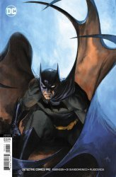 DC Comics's Detective Comics Issue # 992b