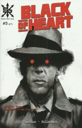 Source Point Press's Black of Heart Issue # 3
