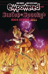 Dark Horse Comics's Empowered and Sistah Spooky's High School Hell TPB # 1