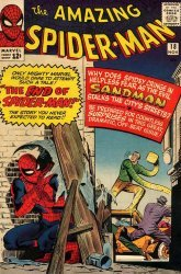 Marvel Comics's The Amazing Spider-Man Issue # 18