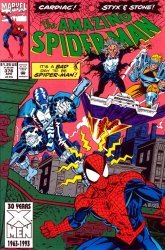 Marvel Comics's The Amazing Spider-Man Issue # 376