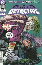 DC Comics's Detective Comics Issue # 1023