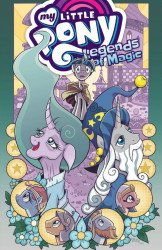 IDW Publishing's My Little Pony: Legends of Magic Omnibus TPB # 1