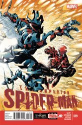 Marvel Comics's The Superior Spider-Man Issue # 19