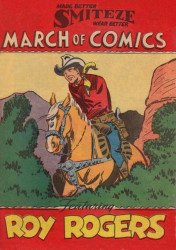 Western Printing Co.'s March of Comics Issue # 62g