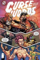 Image Comics's Curse Words Issue # 16e