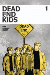 Source Point Press's Dead End Kids Issue # 1-2nd print