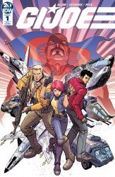 IDW Publishing's G.I. Joe Issue # 1b
