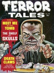 Eerie Publications's Terror Tales Issue # 8