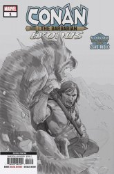 Marvel Comics's Conan the Barbarian: Exodus Issue # 1 - 2nd print