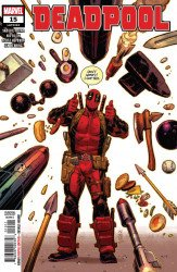 Marvel Comics's Deadpool Issue # 15
