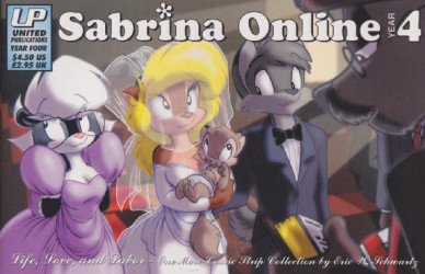 United Publications's Sabrina Online Soft Cover # 4