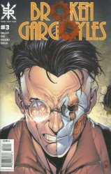 Source Point Press's Broken Gargoyles Issue # 3
