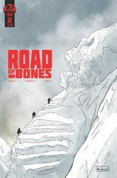 IDW Publishing's Road of Bones Issue # 2 - 2nd print
