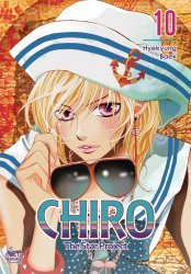 Netcomics's Chiro: The Star Project Soft Cover # 10