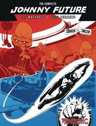 Rebellion's The Complete Johnny Future Hard Cover # 1