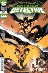 DC Comics's Detective Comics Issue # 1031