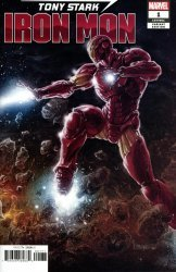 Marvel Comics's Tony Stark: Iron Man Issue # 1d