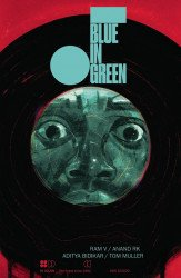 Image Comics's Blue In Green Soft Cover # 1