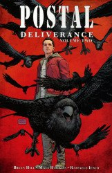 Top Cow's Postal: Deliverance TPB # 2