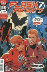 DC Comics's Flash Forward Issue # 3