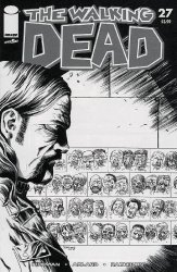 Image Comics's The Walking Dead Issue # 27blind bag-c