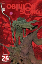 Image Comics's Oblivion Song Issue # 25