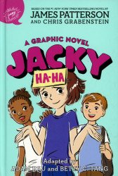 Jimmy Patterson's Jacky: Ha-Ha Hard Cover # 1