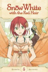 Viz Media's Snow White with the Red Hair Soft Cover # 5
