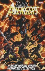 Marvel Comics's Dark Avengers: By Brian Michael Bendis - Complete Collection TPB # 1
