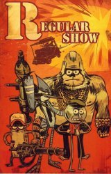kaboom!'s Regular Show Issue # 1o
