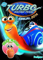 Pedigree Books's Turbo Racing Team: Annual 2014 Hard Cover # 1