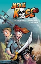 Josh Ulrich's Jackie Rose: Treasure of Captain Read Soft Cover # 1