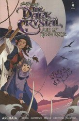 Archaia Studios Press's Jim Henson's Dark Crystal: Age of Resistance Issue # 9