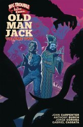 BOOM! Studios's Big Trouble In Little China: Old Man Jack TPB # 2