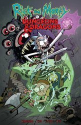 IDW Publishing's Rick and Morty vs Dungeons & Dragons TPB # 1