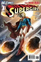 DC Comics's Supergirl Issue # 1