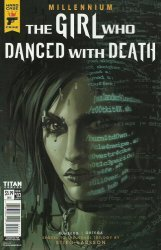 Titan Comics's Hard Case Crime: Millennium - The Girl Who Danced with Death Issue # 3
